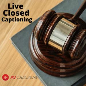 AV Capture All Judicial